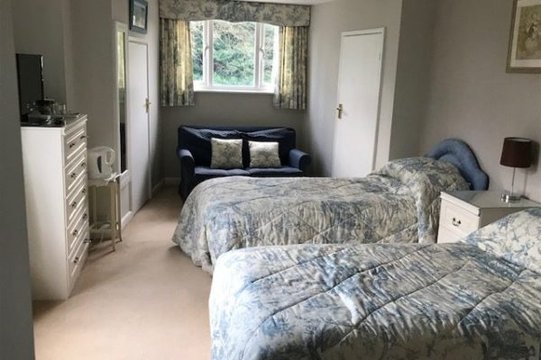 New Forest Bed and breakfast